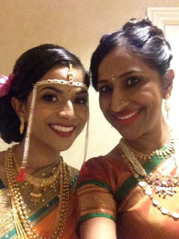 Wedding Selfie with the lovely bride!